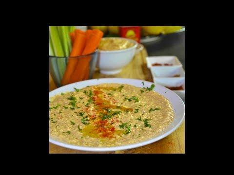 Hummus - Healthy Recipes