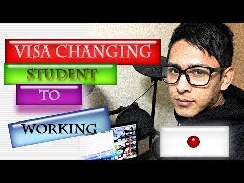 Japan Visa | Student To Working | Bzoy Man Shrestha