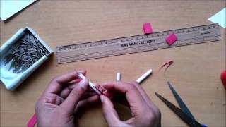 How to Make Paper Darts and Dartboard or Target Circle and Arrow   Easy   toy for kids story game