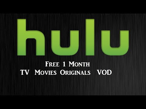 HULU Free 1 Month & Review