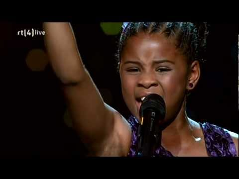 Aliyah Kolf - I have nothing - Finale Holland's Got Talent 16-09-11 HD