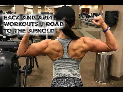 Arm and Back Workouts | Road to the Arnold Episode 28