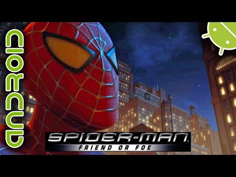 Spider-Man: Friend or Foe | NVIDIA SHIELD Android TV | PPSSPP Emulator [1080p] | Sony PSP