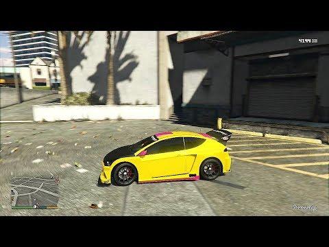 GTA 5 Online Vapid Flash GT Customization! GTA Online SA Super Sport Series DLC Update