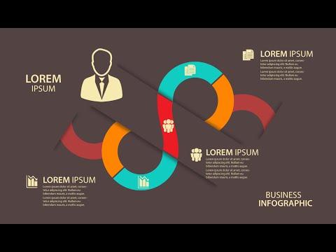 Illustrator CC Tutorial   Graphic Design   Vector Infographic 06