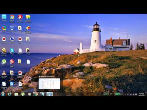 How to find hidden or new software/applications in your computer