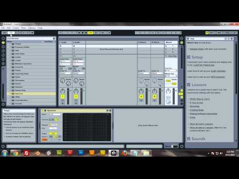 01 - How To Make A Mix CD With Ableton  Like A