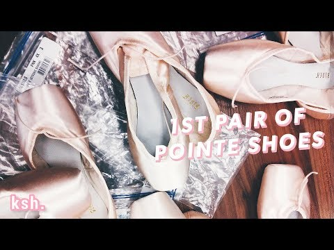 How To Be Prepared For Your First Pointe Shoe Fitting  •  Kisarhi En Pointe