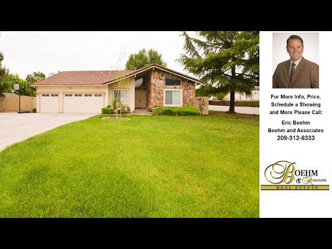 725 Independence Drive, Tracy, San Joaquin Presented by Eric Boehm.