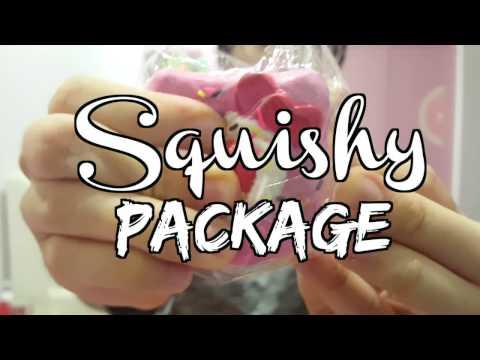 Squishy Package ♡ CAKE CAKE CAKE
