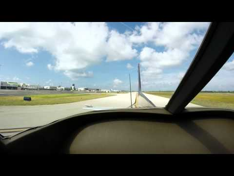 Flying to Key West in a Cessna 172