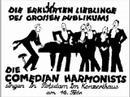 Comedian Harmonists Guten Tag Gnadige Frau 1930