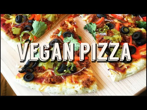 How to Make Vegan Pizza | Bold & Spicy