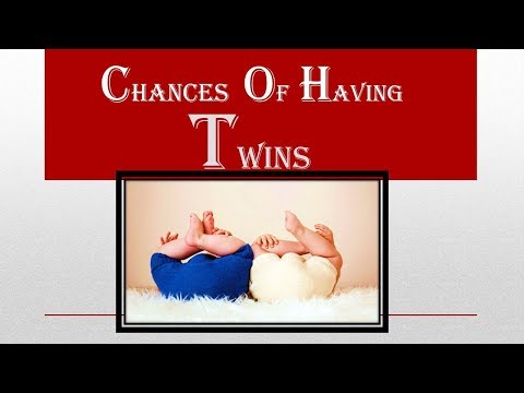 Chances Of Having Twins | Facts and figures to increase your chances of having twins