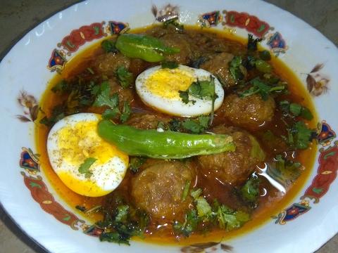 Kofta Recipe | How to make Kofta | Andy Kofta Recipe in urdu | Mutton Kofta Curry