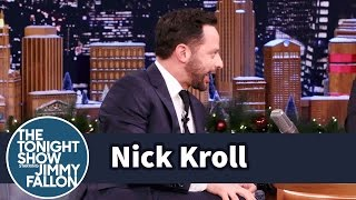Nick Kroll Might Have Poisoned Chris Pratt During Oh, Hello