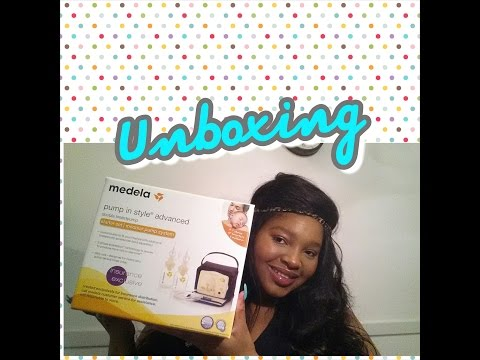 Medela Pump Instyle Advance Unboxing | Free Breast Pump
