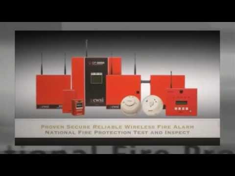 Wireless Fire Alarm System Contractor California