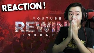 YOUTUBE REWIND INDONESIA 2016 REACTION !