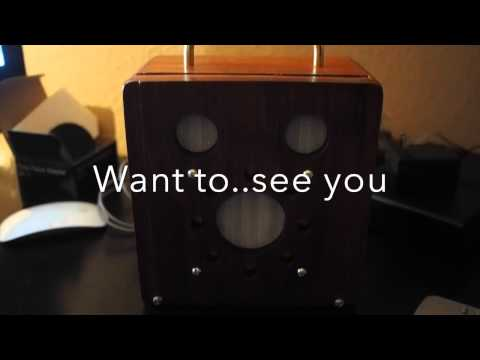 Amazing new Ghost Box that attracts the spirits instantly...