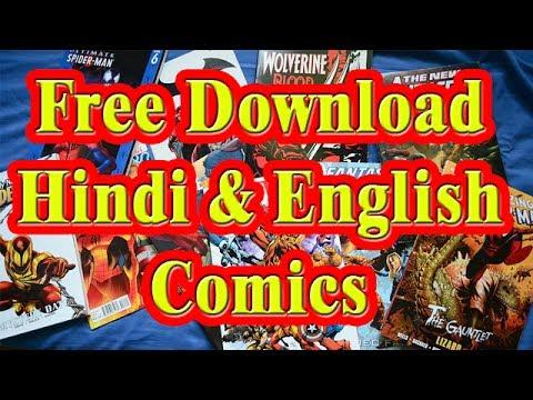 Hindi comics || raj comics free download in hindi