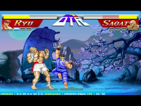 Street Fighter Unblocked Street Fit