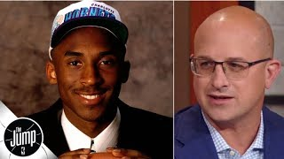 Passing on Kobe Bryant still haunts me to this day - former Nets assistant GM Bobby Marks   The Jump