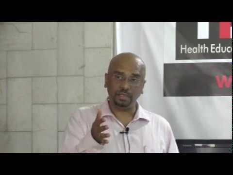 Salt Therapy By Mr. Kedar Zingade  on Health HELP Talks