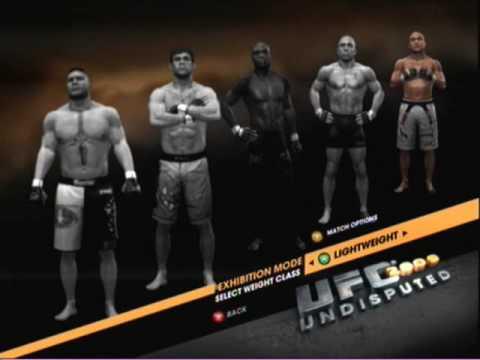 UFC:Undisputed 09 - XBOX360 Skyskrape cheat