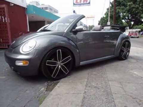 VW Beetle Cabrio Turbo  2004    www.soloautos.com.mx
