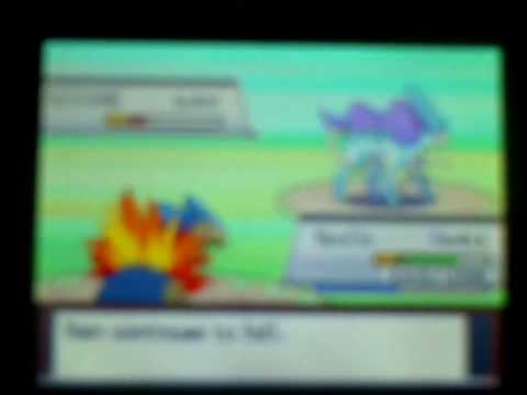 how to catch suicune in heartgold/soulsilver suicune spots included (full english also included)