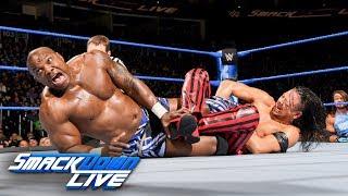 Shinsuke Nakamura vs. Shelton Benjamin: SmackDown LIVE, March 27, 2018
