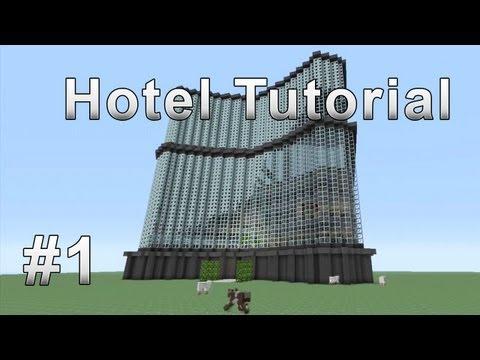 Hotel Tutorial Minecraft Xbox 360 #1
