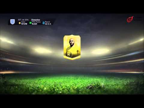 FIFA 15 In Form Pack Opening HD