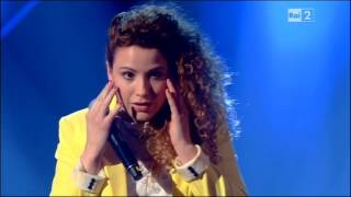 """Aceti Clara -  Come mai """"Max Pezzali"""" - The Voice Of Italy 2016 (Blind Auditions)"""