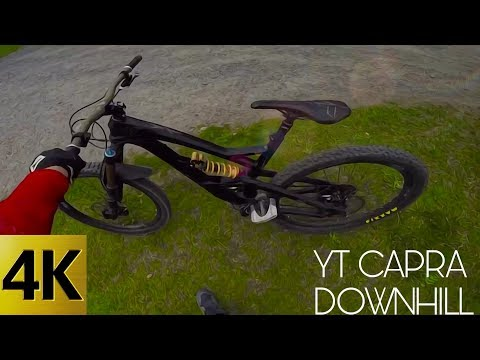Testing the YT Capra CF PRO RACE With Öhlins TTX 22M | Making Mountainbike Memories #2