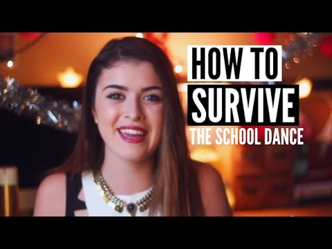 HOW TO SURVIVE THE SCHOOL DANCE | Winter Formal Edition