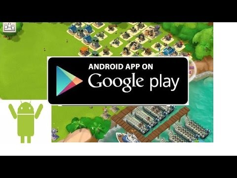 Boom Beach On Google Play Market Android
