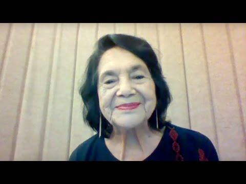 50/50 Day - Activist and Union Leader Dolores Huerta w/ Farai Chideya