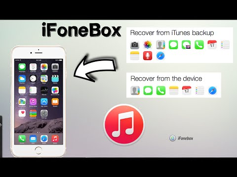 Recover Lost or Deleted Messages,Contacts, Pictures, Notes & More iPhone