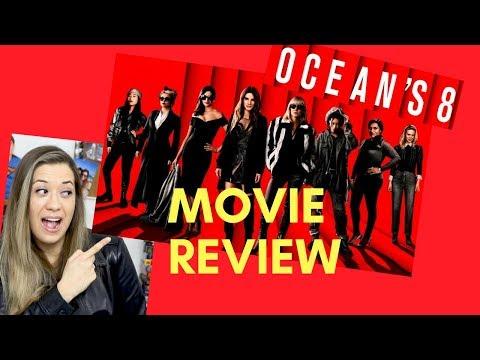 OCEAN'S 8 - (2018) Movie REVIEW - NO SPOILERS