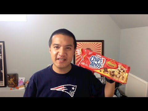 Chewy Chips Ahoy Reese's Peanut Butter Cup Cookies REVIEW: Freezerburns