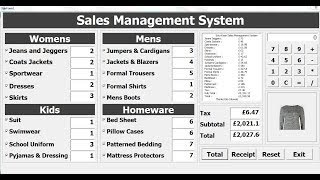 Sales and Inventory Management system in VBA Videos - 9tube tv