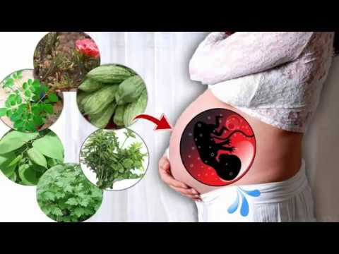 You should know Types of vegetables to AVOID eating During Pregnancy, That Can Cause Miscarriage
