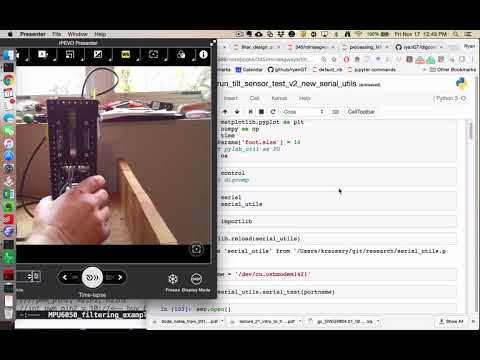 Digital Signal Filtering with Arduino