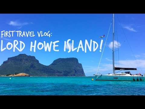 Christmas on Lord Howe Island | FIRST EVER TRAVEL VLOG!