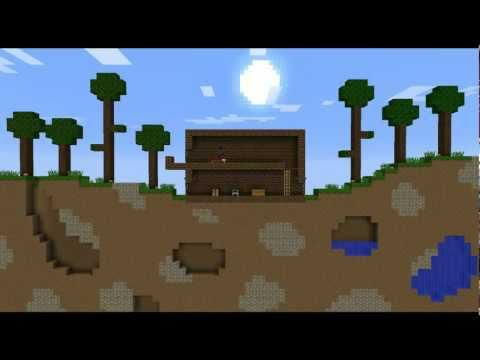 Terraria in Minecraft