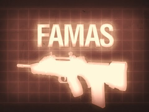 FAMAS - Black Ops Multiplayer Weapon Guide