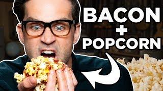 Surprisingly Delicious Popcorn Hacks