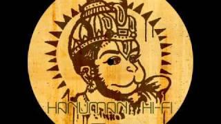 Tsunami Wazahari -  Hanuman Hi Fi -  Dub To Lie